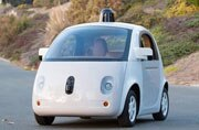 Google's website to give accident details concerning its self-driving cars